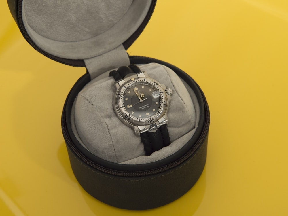 Found: New-Old-Stock TAG Heuer 6000 McLaren F1 Owners Watch From The 1990s Available For £25 Million
