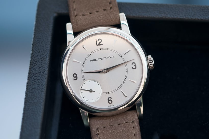 Editorial Why Philippe Dufour Duality No 00 Is My Favorite Watch Of Auction Season