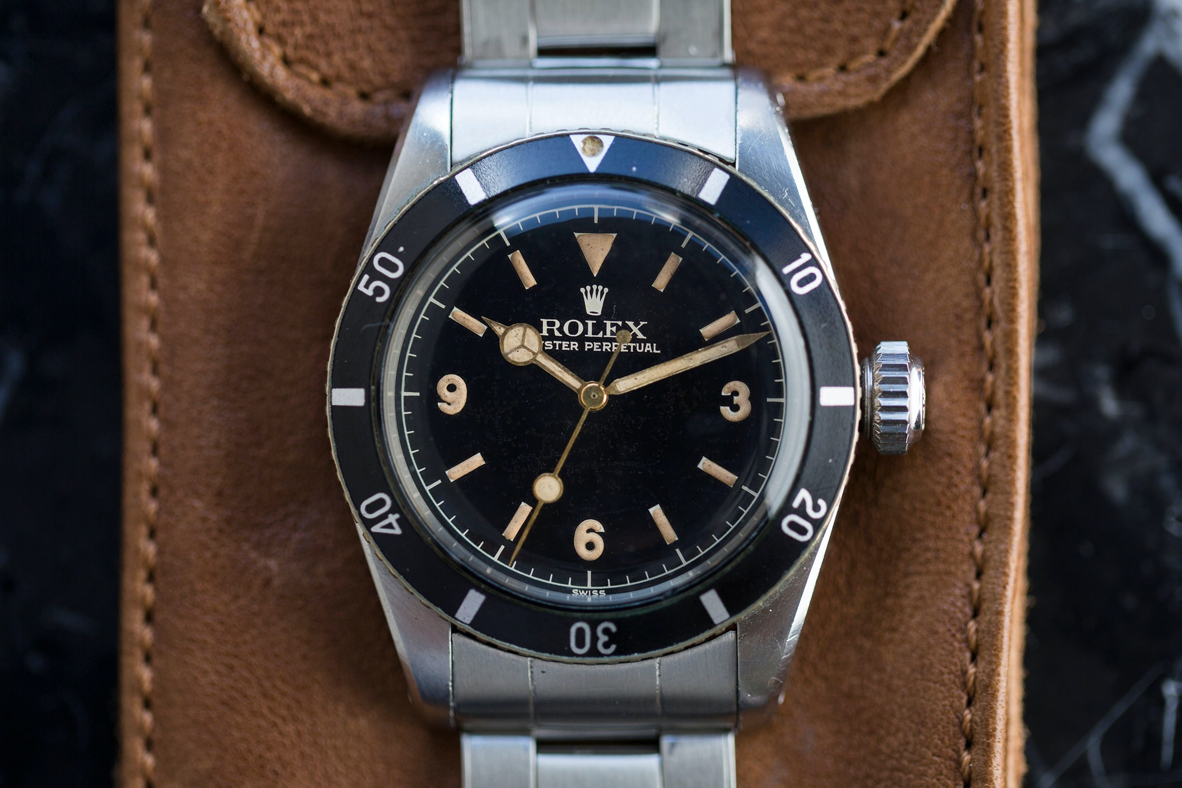 Rolex Reference 6200 Editorial: Price, Value, And The Strange Case Of The Nine Million Dollar Postage Stamp