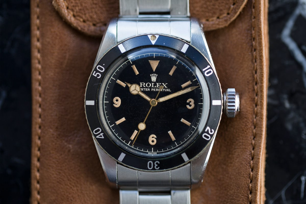 Rolex Reference 6200