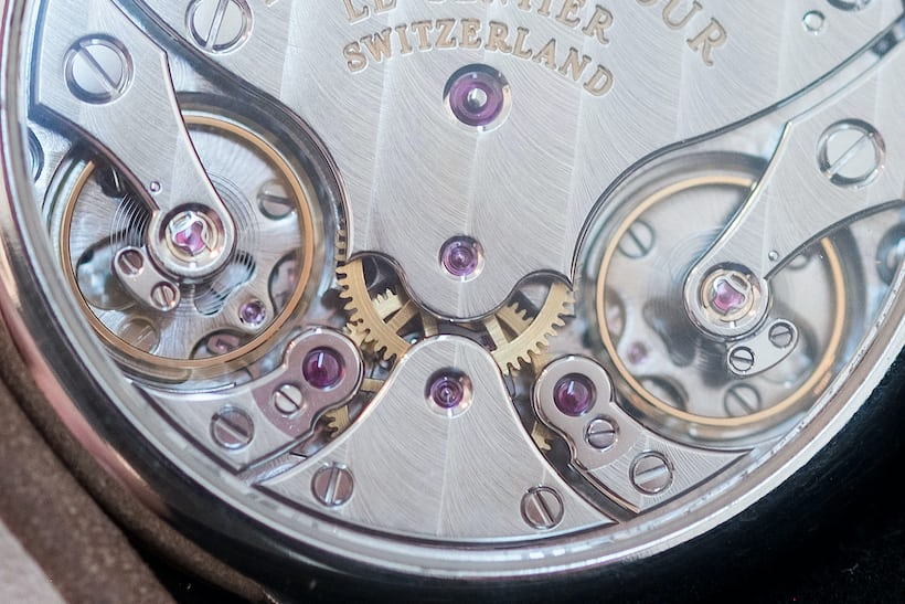 philippe dufour duality movement close-up