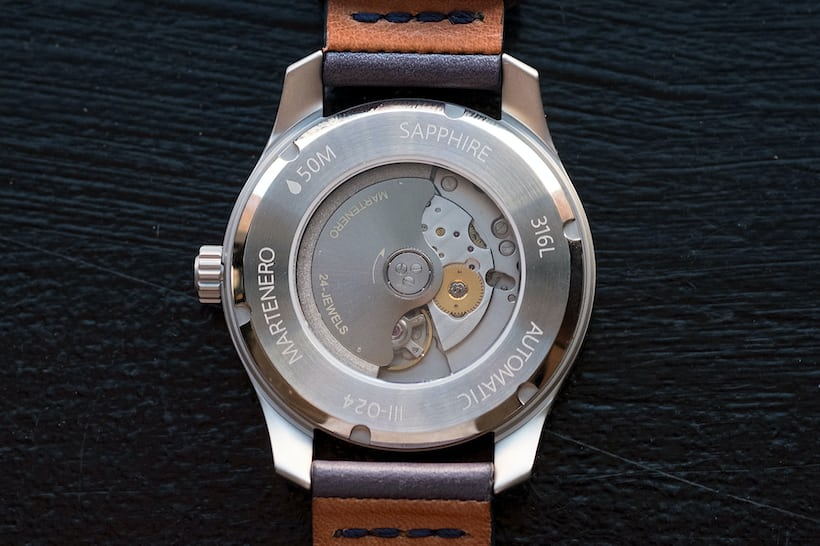 martenero kerrison movement