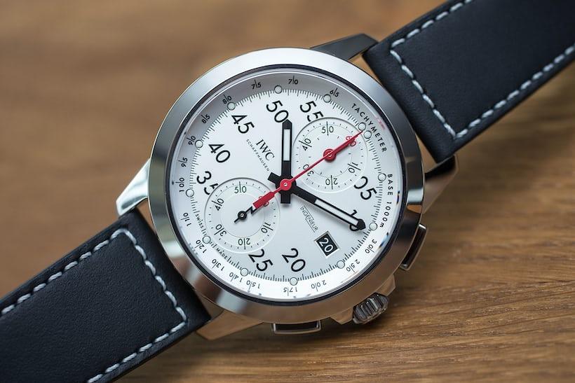 IWC Ingenieur Chronograph Sport Edition '50th Anniversary Of Mercedes-AMG'
