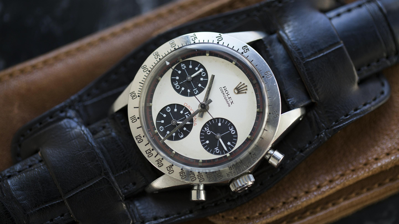 Breaking News Paul Newman S Rolex Daytona Sells For 17 752 500