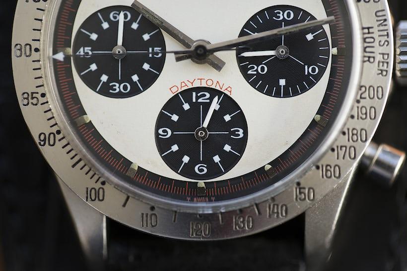 paul newman sub dials