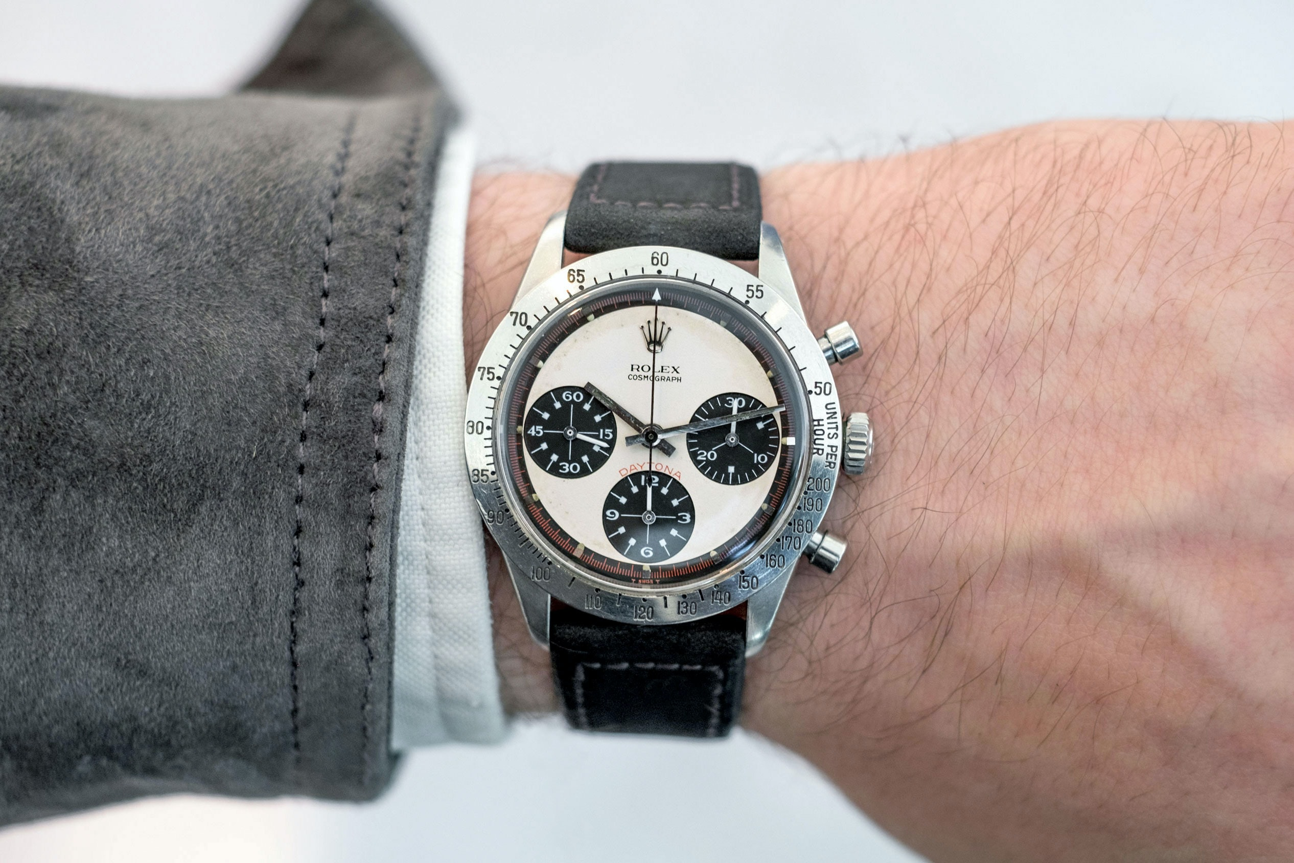In Depth The Sale Of Paul Newman S Rolex Daytona The Most