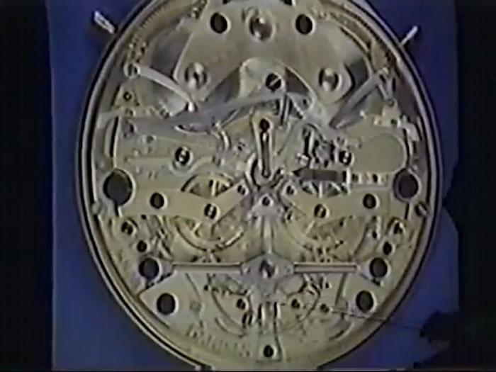 George Daniels' Space Traveler watch