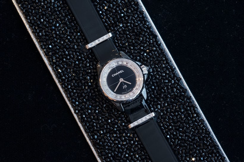 chanel j12 xs only watch