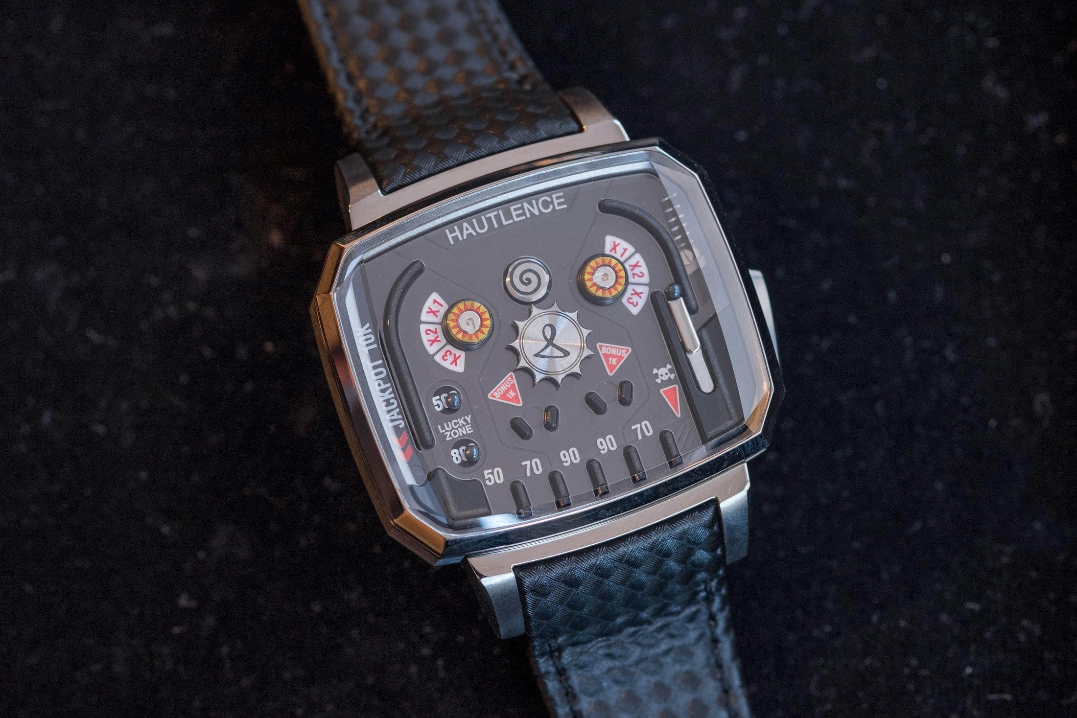 hautlence only watch pinball  Auction Report: My Eleven Favorite Watches From Only Watch 2017 hautlence