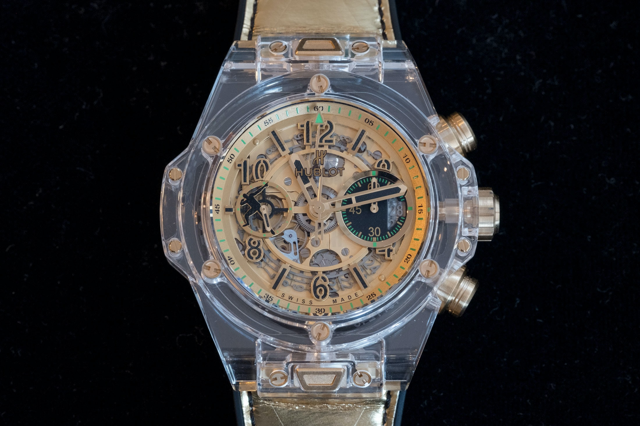 hublot usain bolt big bang only watch  Auction Report: My Eleven Favorite Watches From Only Watch 2017 hublot1