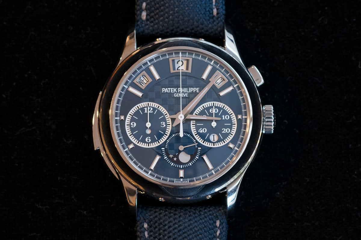 patek philippe 5208t only watch