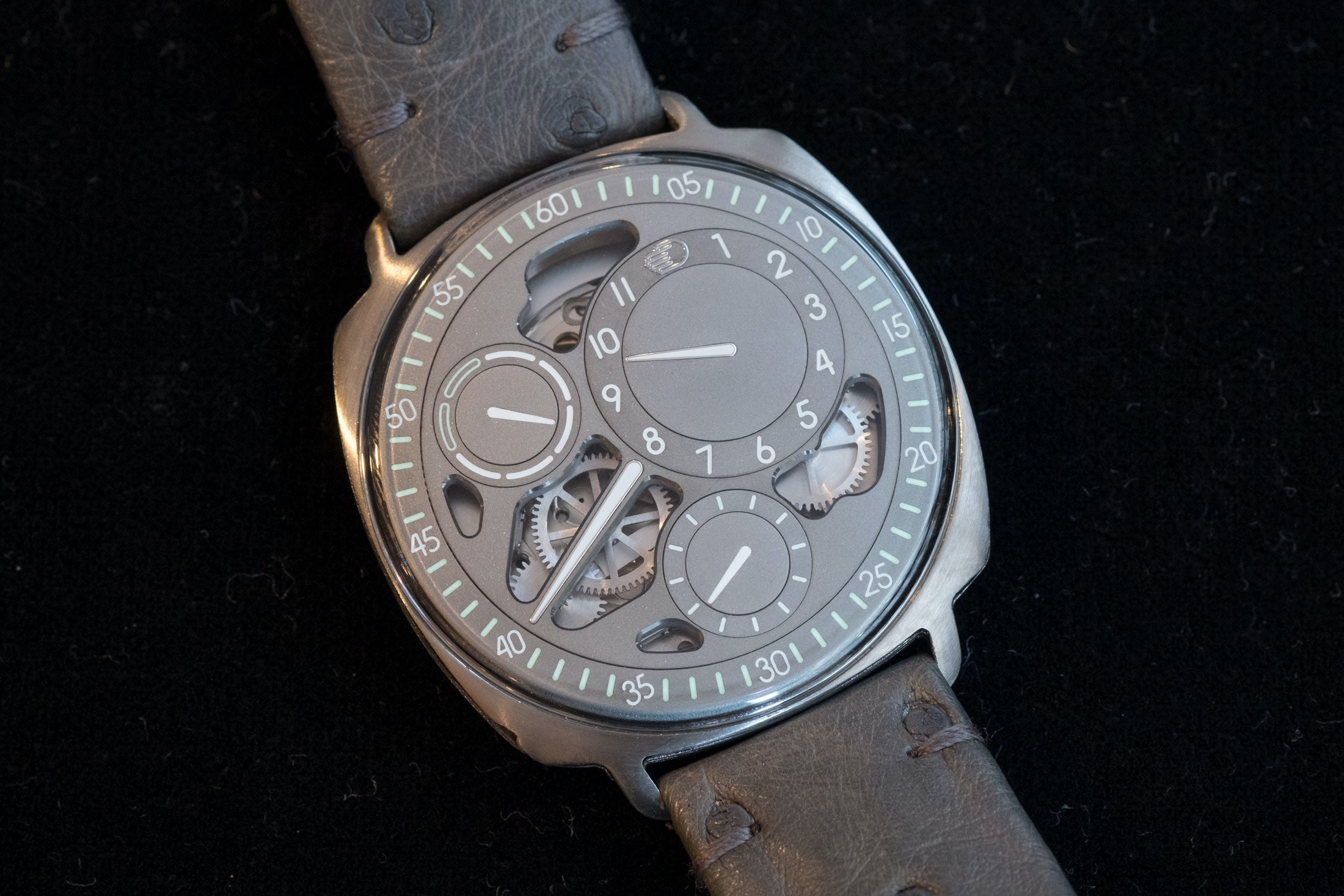 ressence type 1 squared only watch  Auction Report: My Eleven Favorite Watches From Only Watch 2017 ressence1