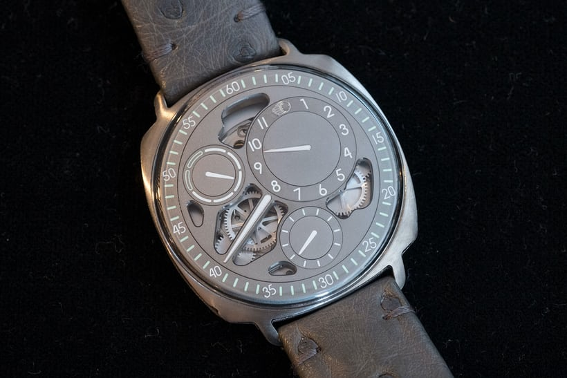 ressence type 1 squared only watch