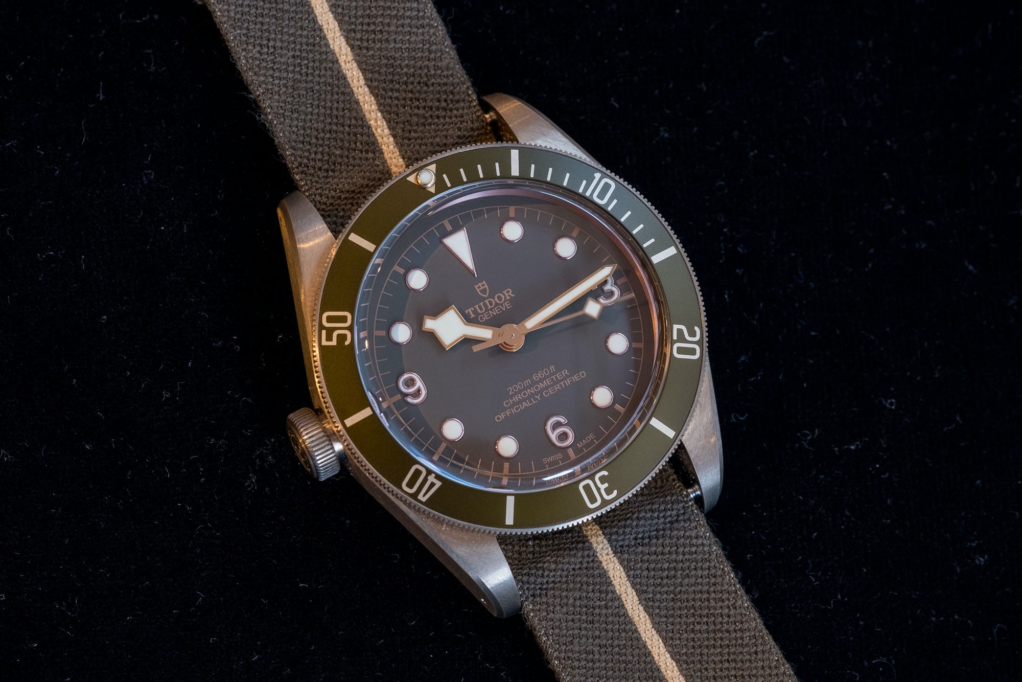 tudor black bay bronze one Auction Report: My Eleven Favorite Watches From Only Watch 2017 Auction Report: My Eleven Favorite Watches From Only Watch 2017 tudor