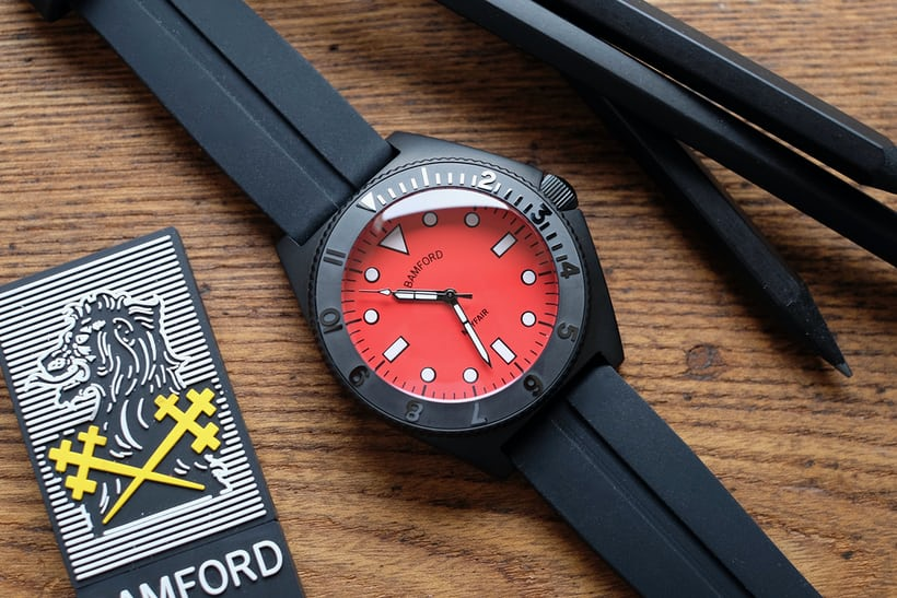bamford mayfair watch