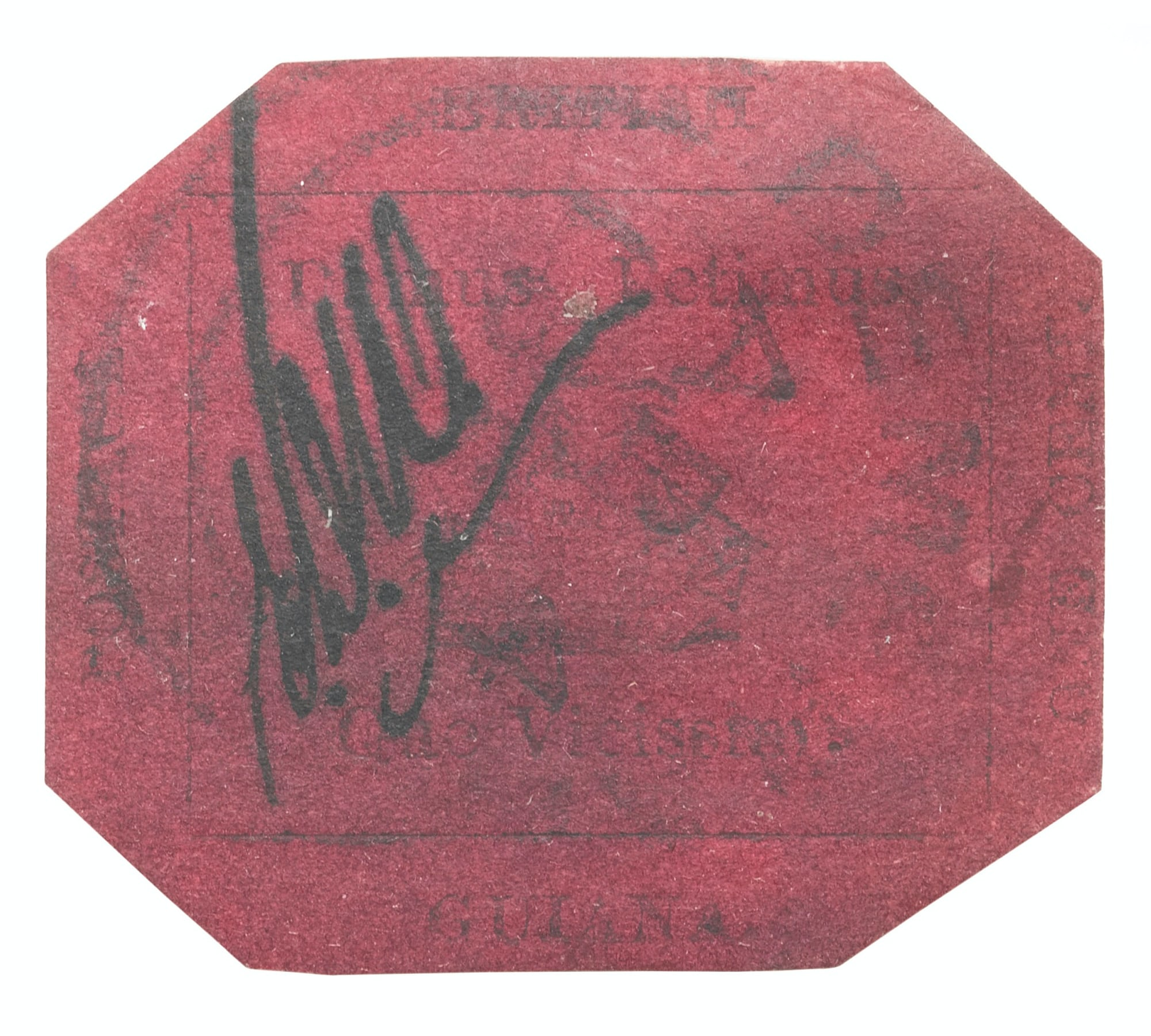 British Guiana One Cent Magenta Editorial: Price, Value, And The Strange Case Of The Nine Million Dollar Postage Stamp Editorial: Price, Value, And The Strange Case Of The Nine Million Dollar Postage Stamp British Guiana 13