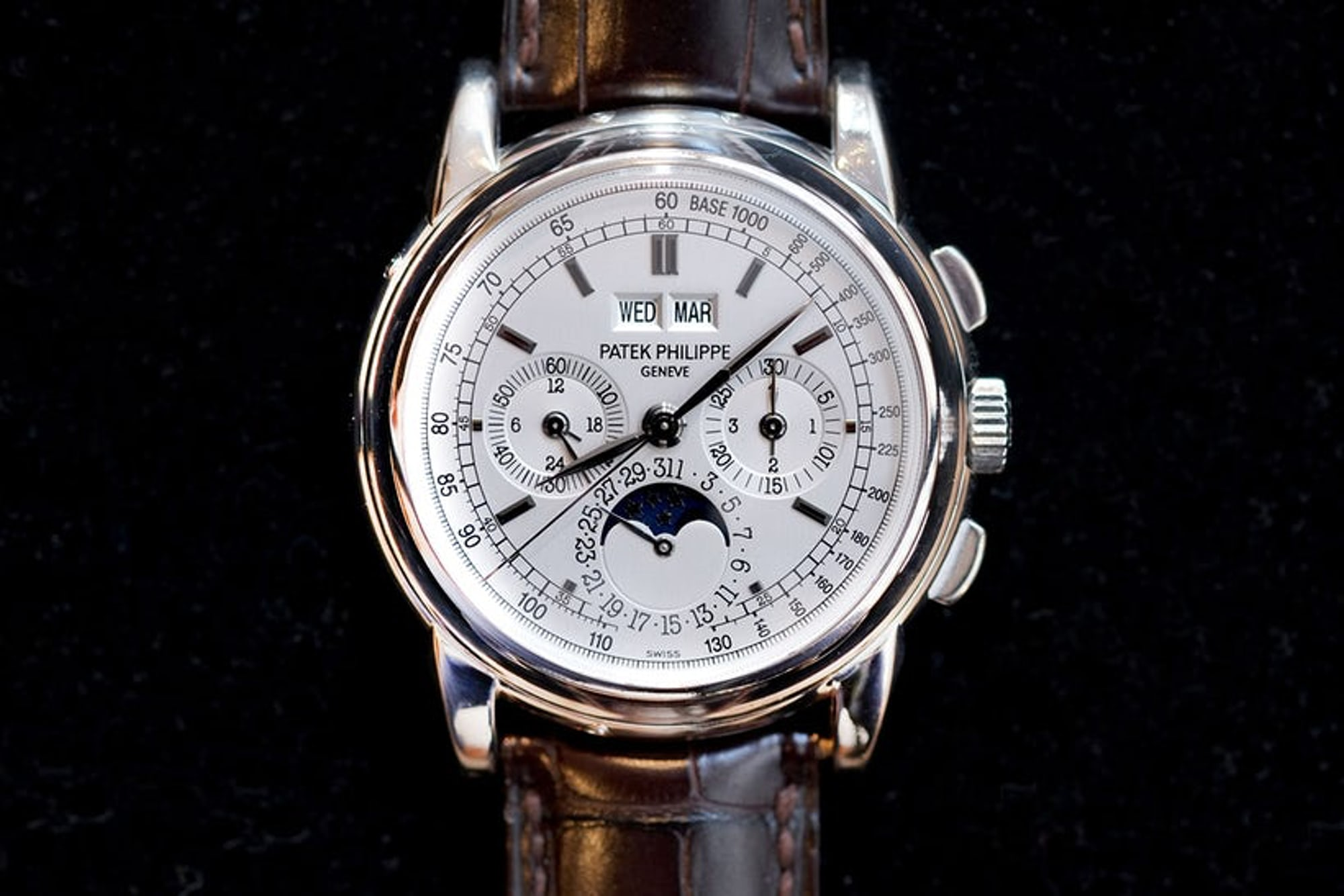 Watch Spotting: Rappers 21 Savage, Offset, And Metro Boomin Mention A Patek Philippe Reference 5790 A Lot (There's Only One Problem) Watch Spotting: Rappers 21 Savage, Offset, And Metro Boomin Mention A Patek Philippe Reference 5790 A Lot (There's Only One Problem) christies 5970 06