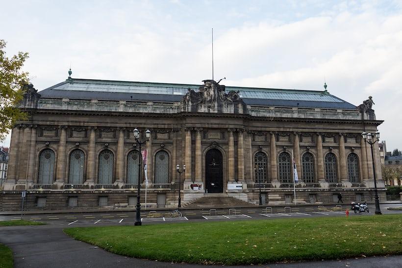 Musée d'Art et d'Histoire Geneva