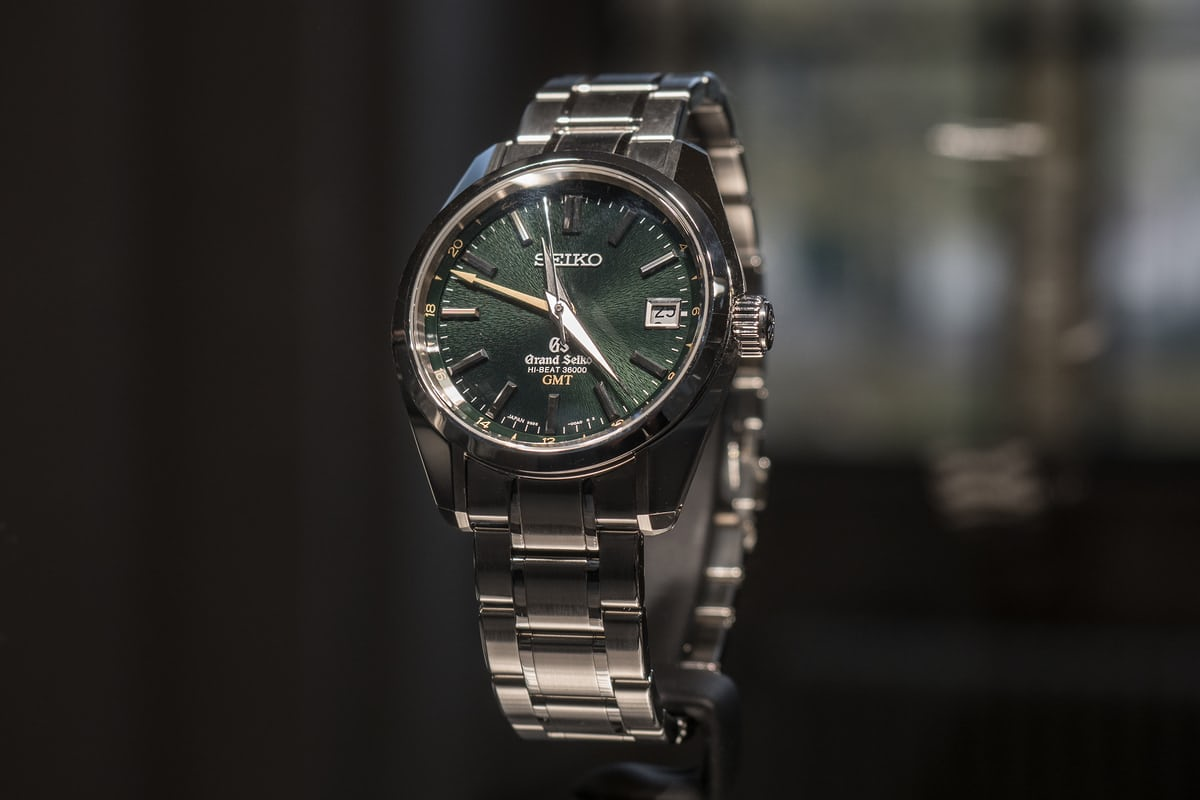Grand Seiko GMT Hi-Beat Limited Edition