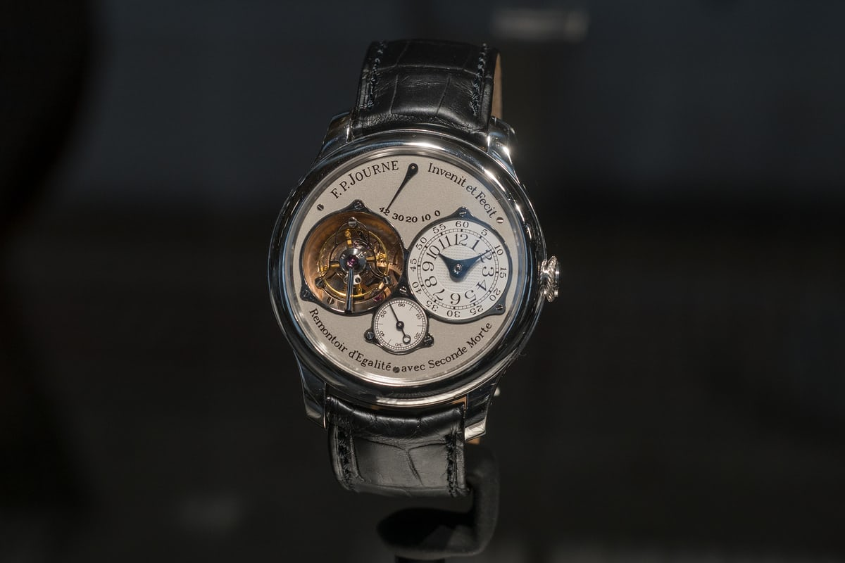 Journe Tourbillon Souveraine