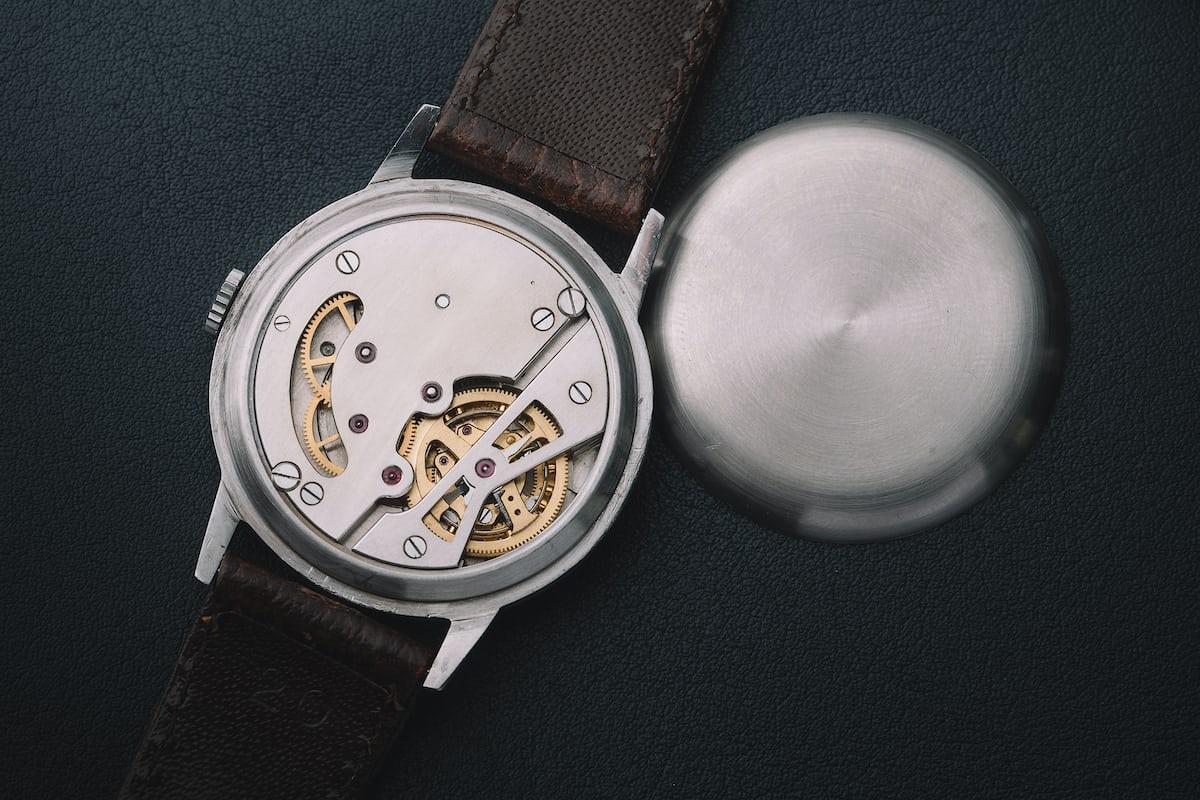 Omega 30 I Wristwatch Prototype Tourbillon