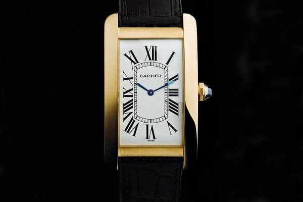 A Week On The Wrist: The Cartier Tank Américaine In Steel ...