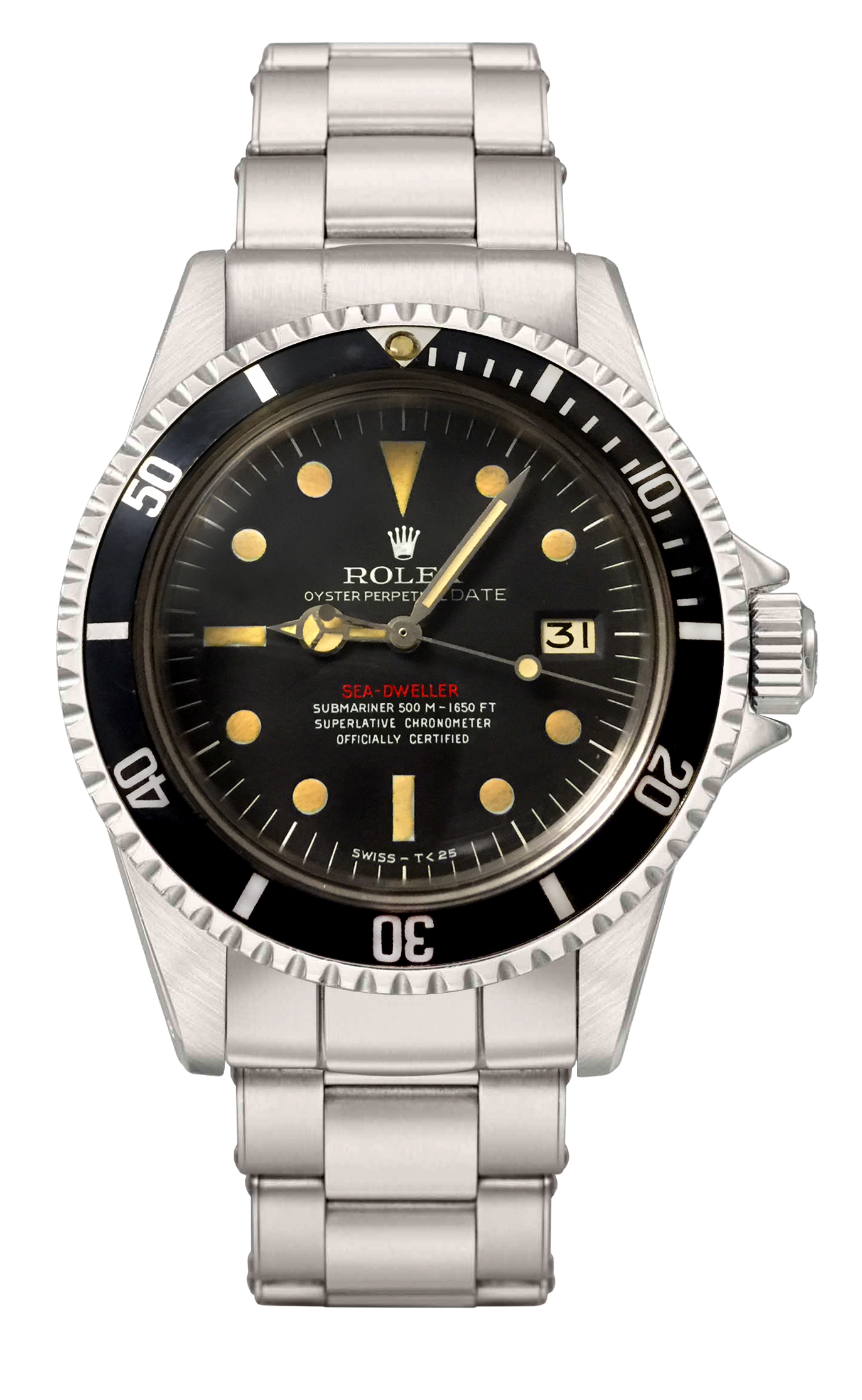 Single-Red Sea-Dweller Reference Points: Understanding The Rolex Sea-Dweller Reference Points: Understanding The Rolex Sea-Dweller single red
