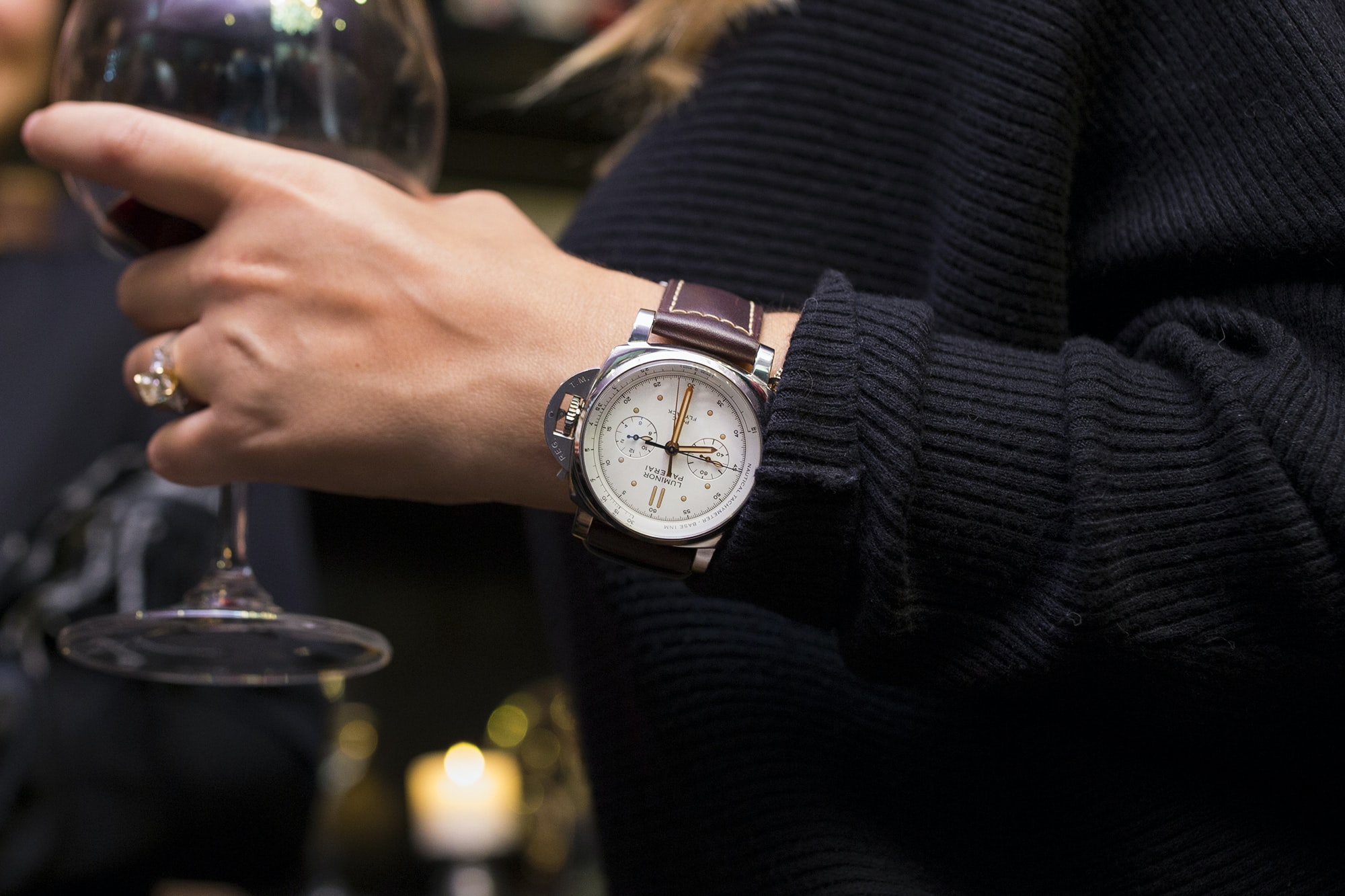 Photo Report: Celebrating The Panerai Luminor Due Collection In New York Photo Report: Celebrating The Panerai Luminor Due Collection In New York  B89A7488 copy