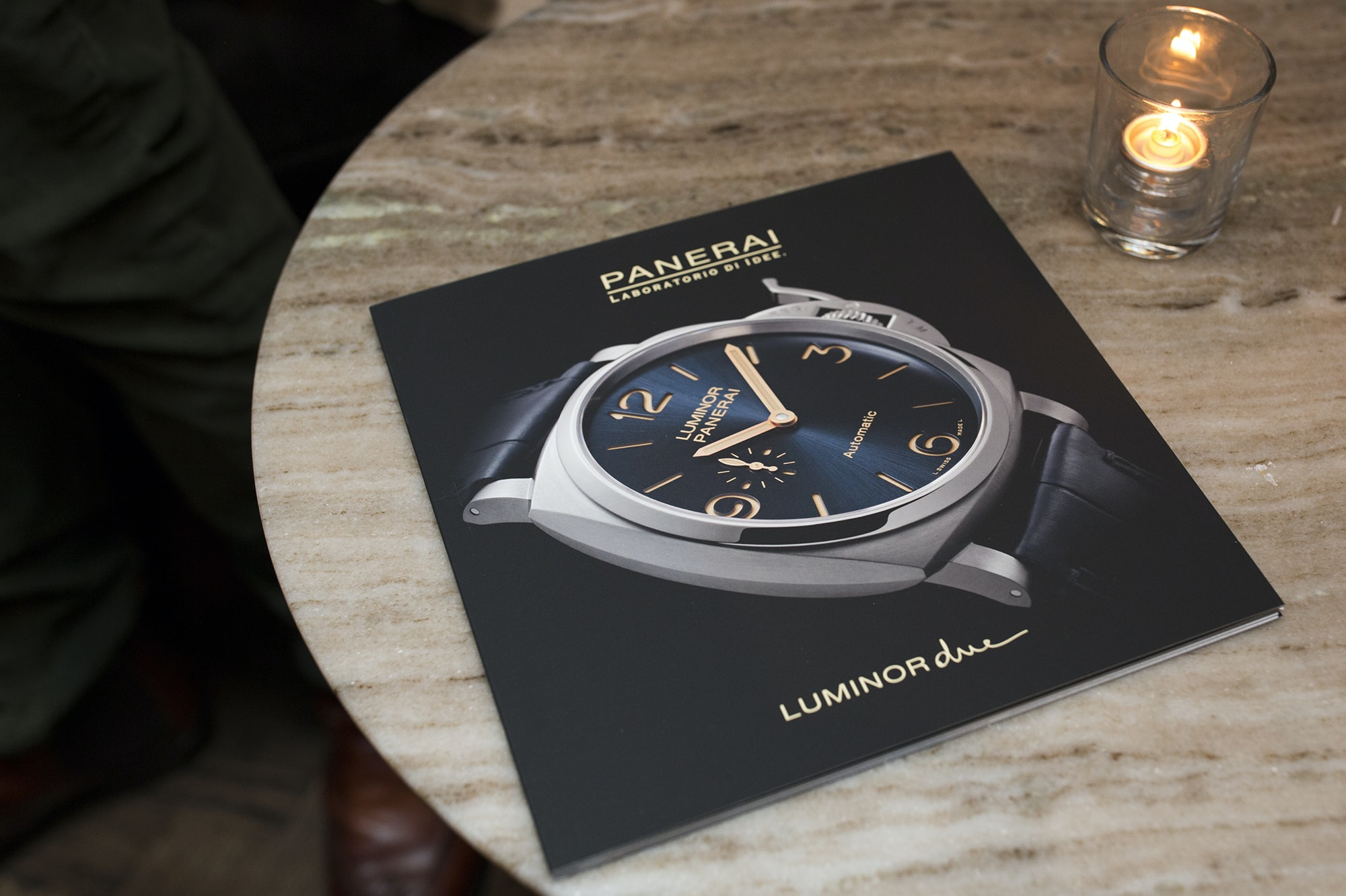 Photo Report: Celebrating The Panerai Luminor Due Collection In New York Photo Report: Celebrating The Panerai Luminor Due Collection In New York  B89A7403