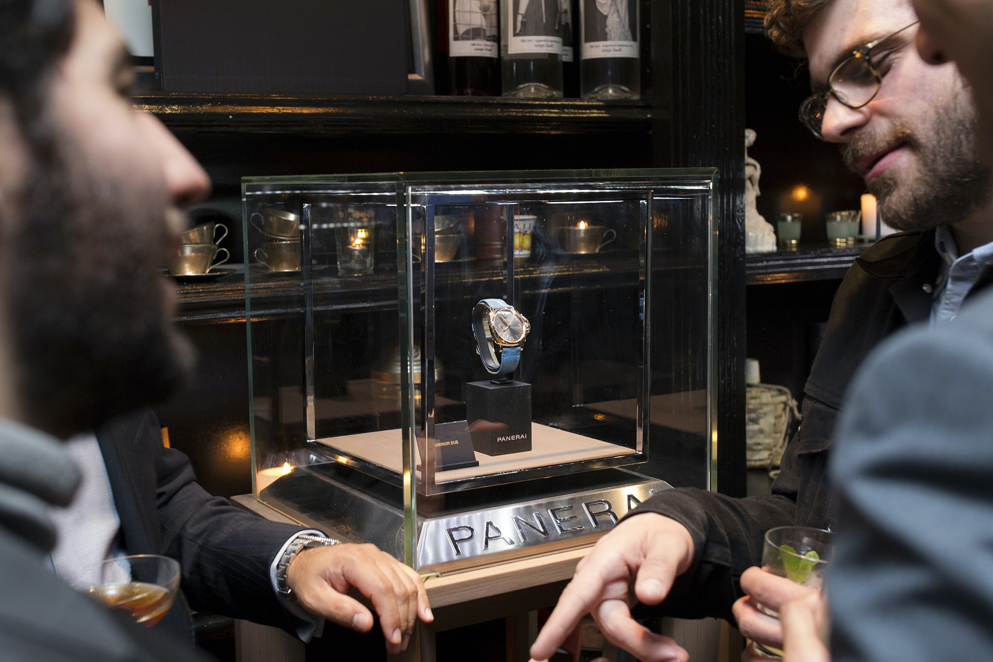 Photo Report: Celebrating The Panerai Luminor Due Collection In New York Photo Report: Celebrating The Panerai Luminor Due Collection In New York  B89A7436