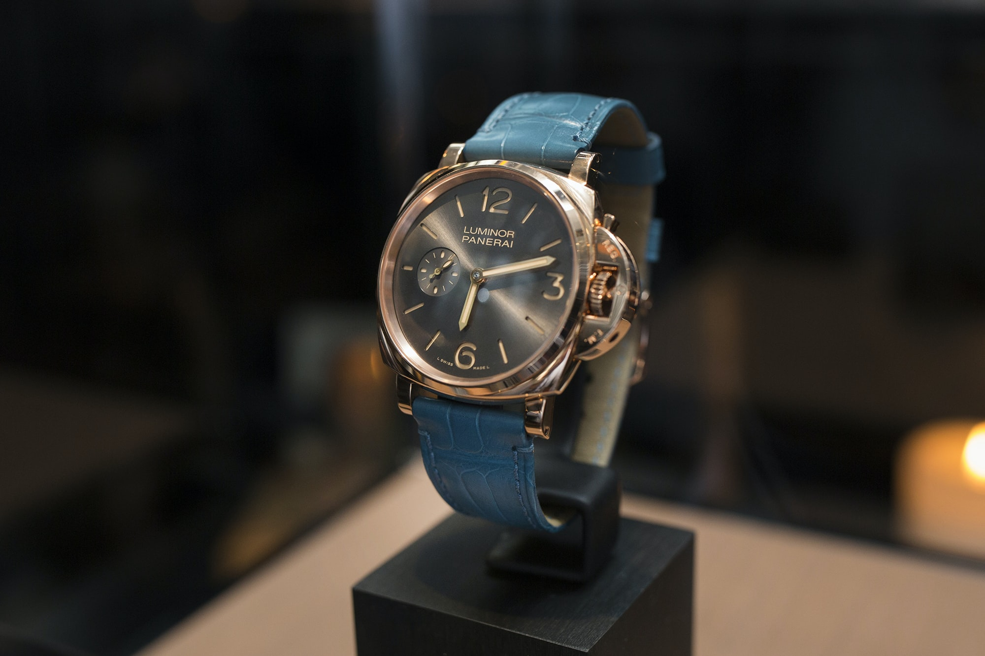 Photo Report: Celebrating The Panerai Luminor Due Collection In New York Photo Report: Celebrating The Panerai Luminor Due Collection In New York  B89A7308 copy