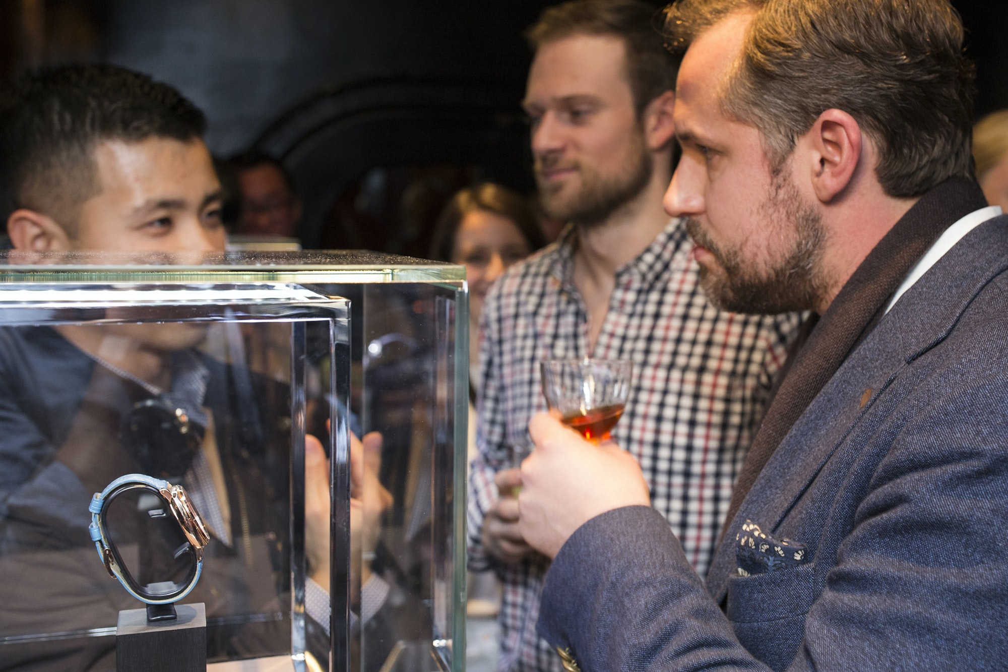 Photo Report: Celebrating The Panerai Luminor Due Collection In New York Photo Report: Celebrating The Panerai Luminor Due Collection In New York  B89A7402