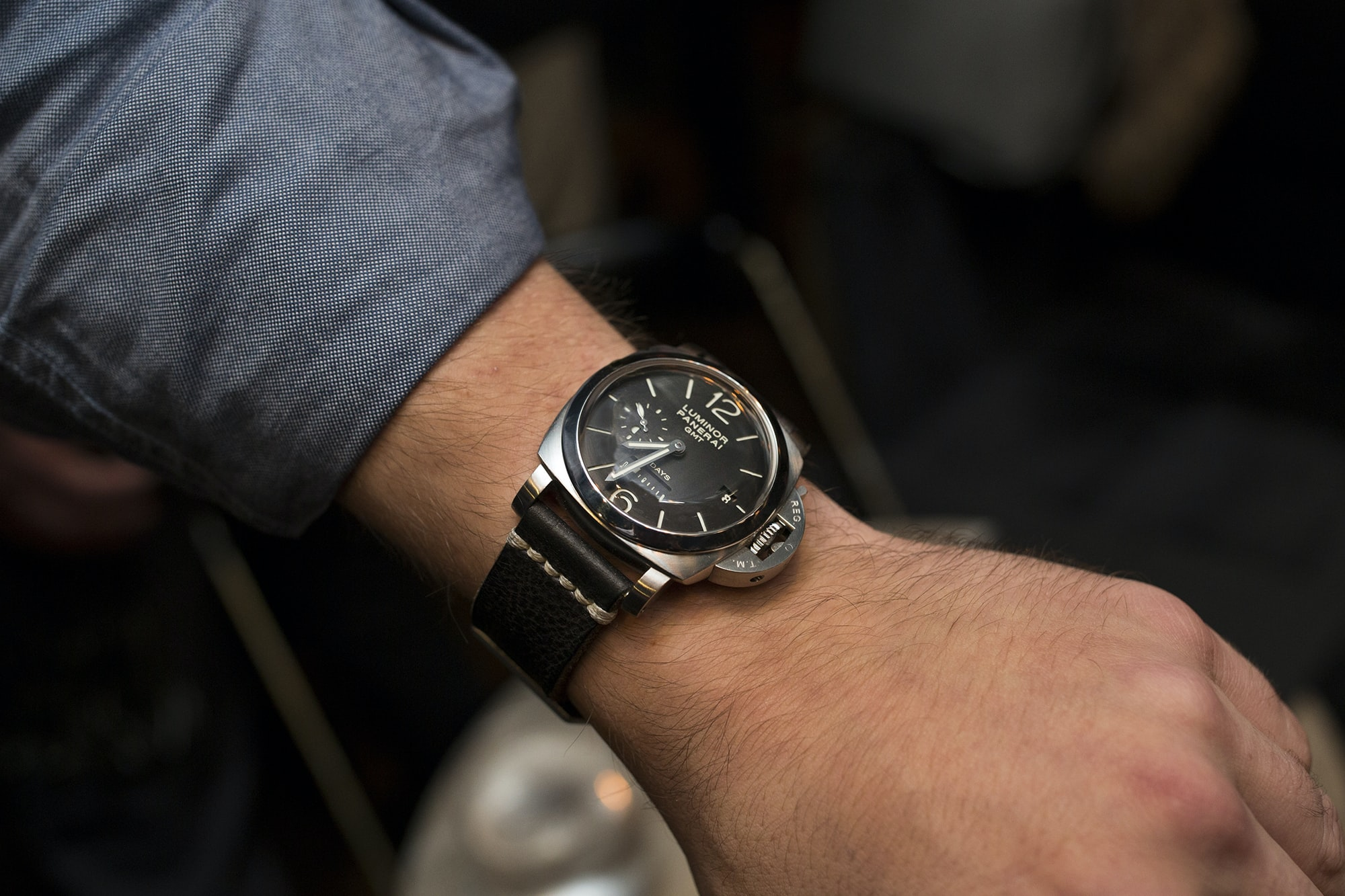 Photo Report: Celebrating The Panerai Luminor Due Collection In New York Photo Report: Celebrating The Panerai Luminor Due Collection In New York  B89A7399 copy