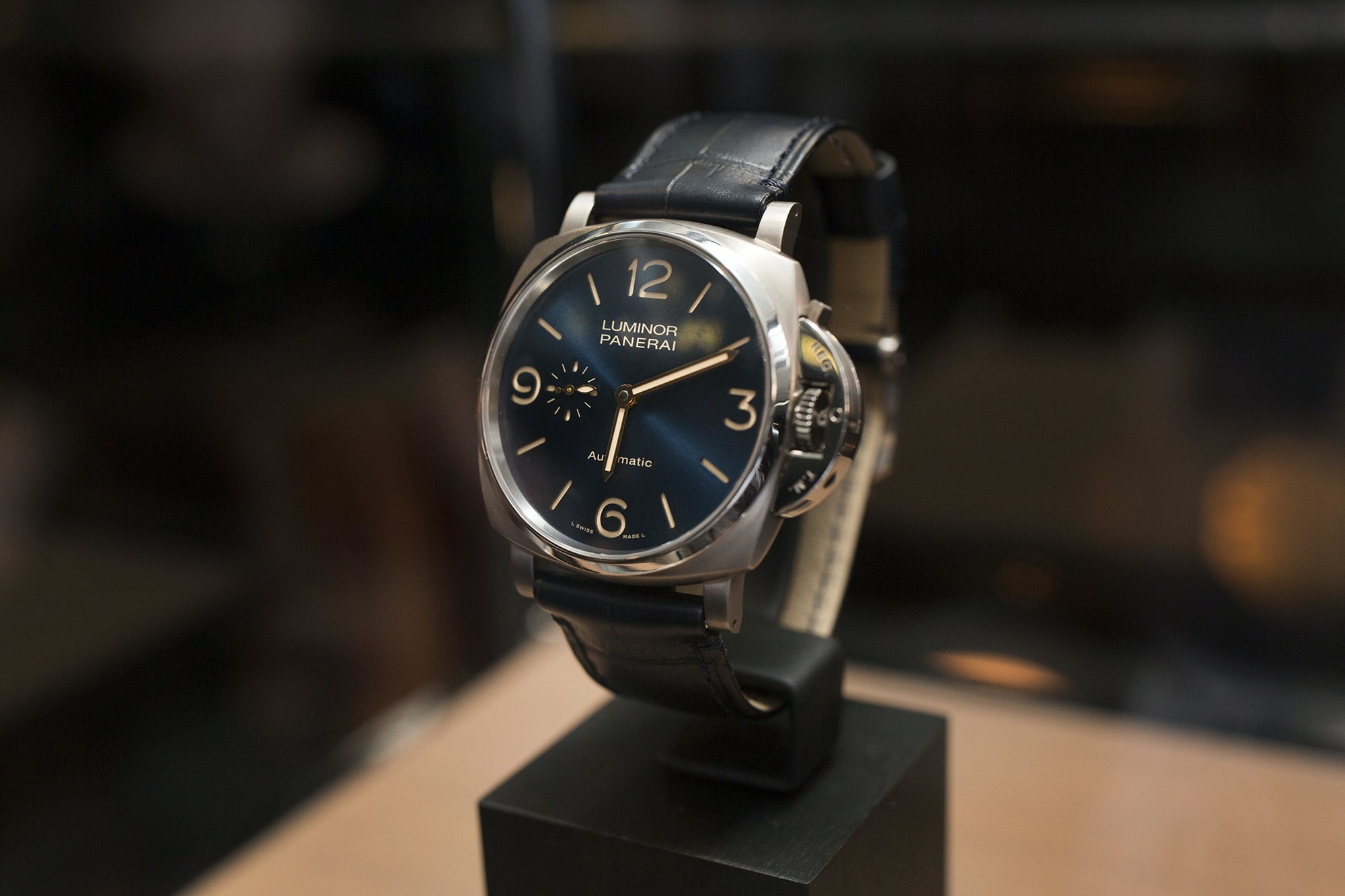 Photo Report: Celebrating The Panerai Luminor Due Collection In New York Photo Report: Celebrating The Panerai Luminor Due Collection In New York  B89A7302 copy