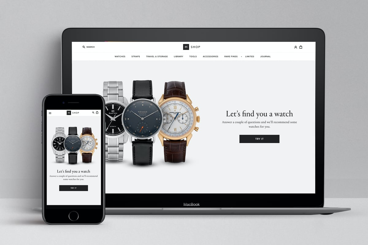 HODINKEE Watch Finder