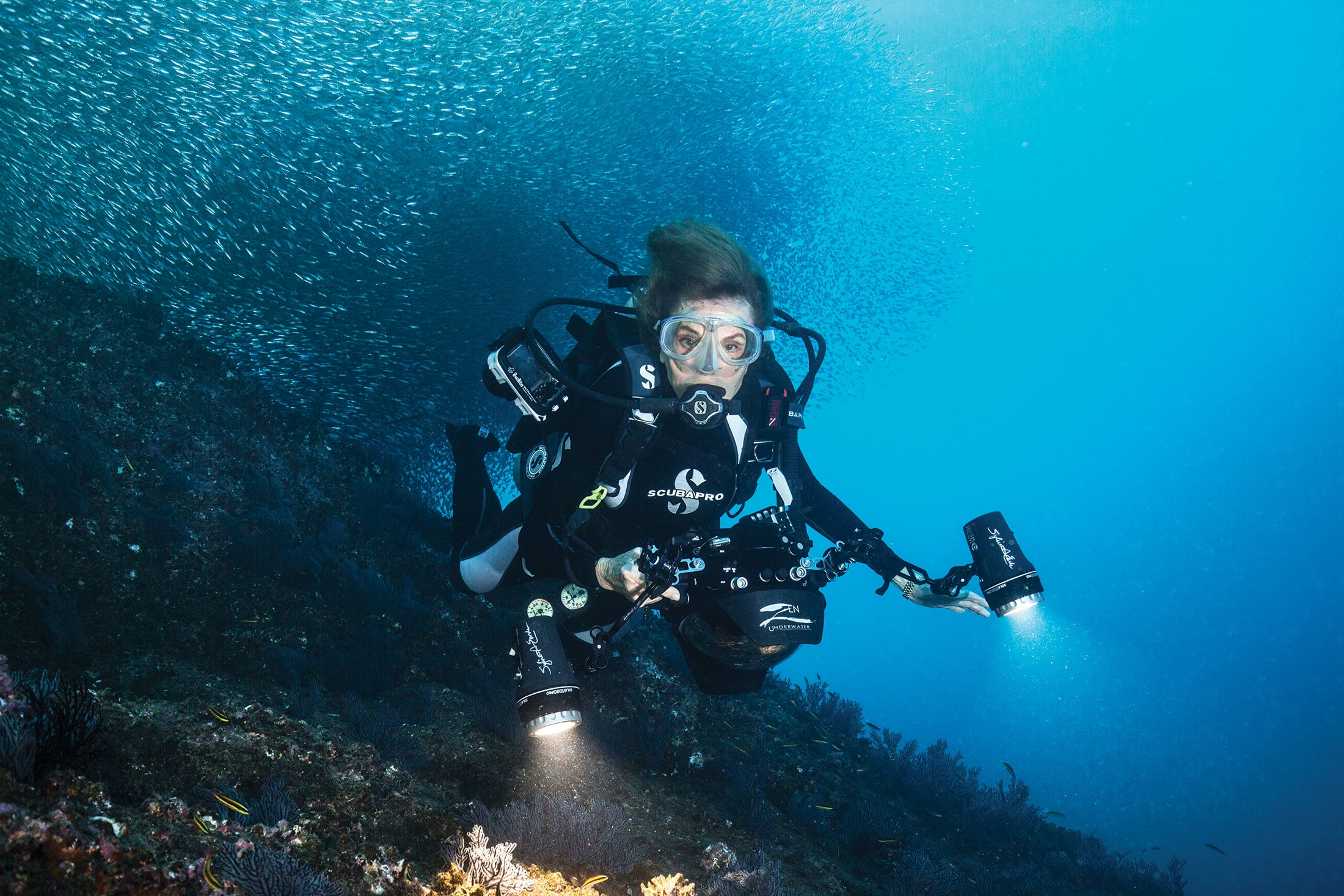 Dispatches: Diving With Her Deepness, Dr. Sylvia Earle Sylvia UW
