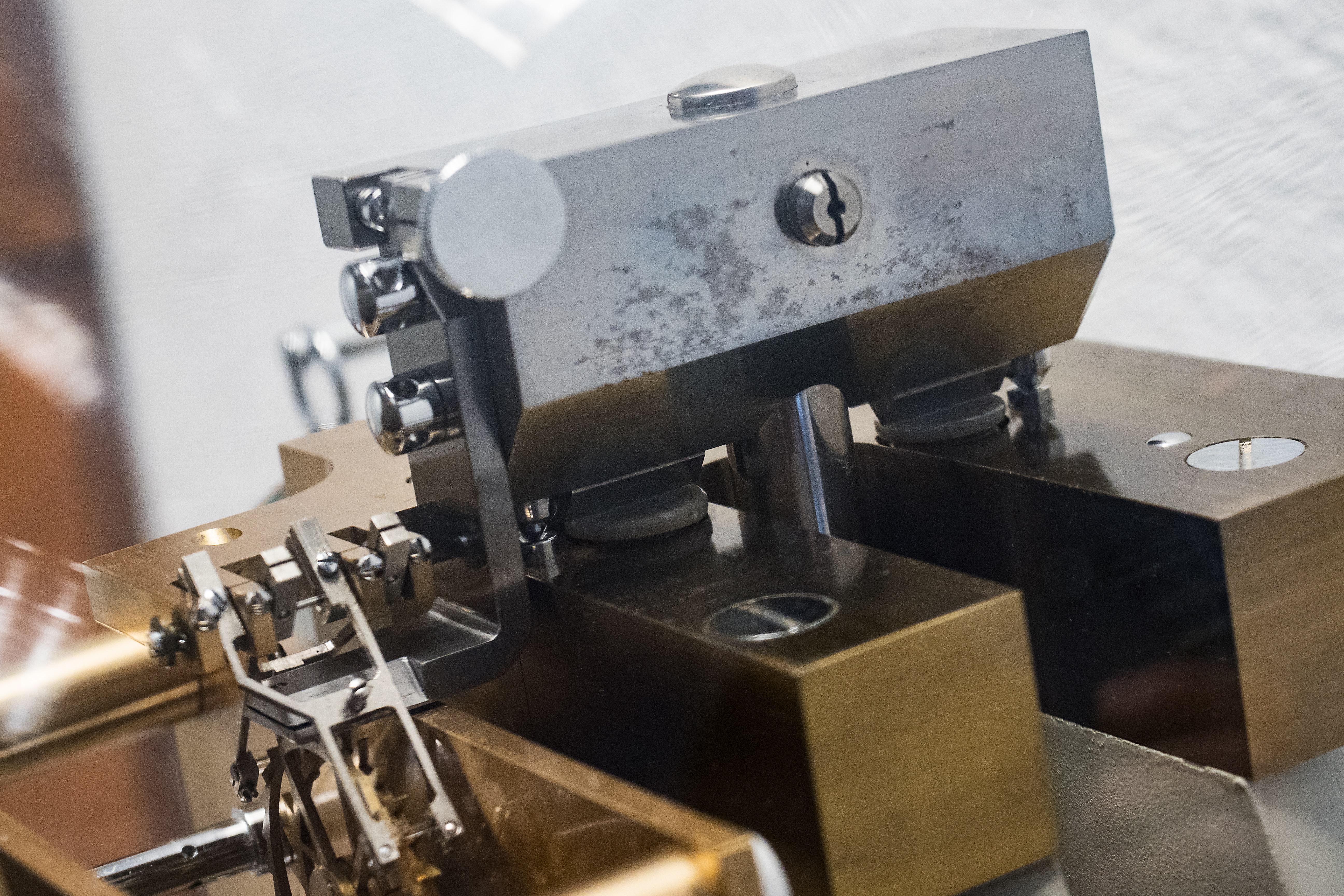 Found: Four Incredible Clocks At Urwerk HQ, Geneva Found: Four Incredible Clocks At Urwerk HQ, Geneva PB094403