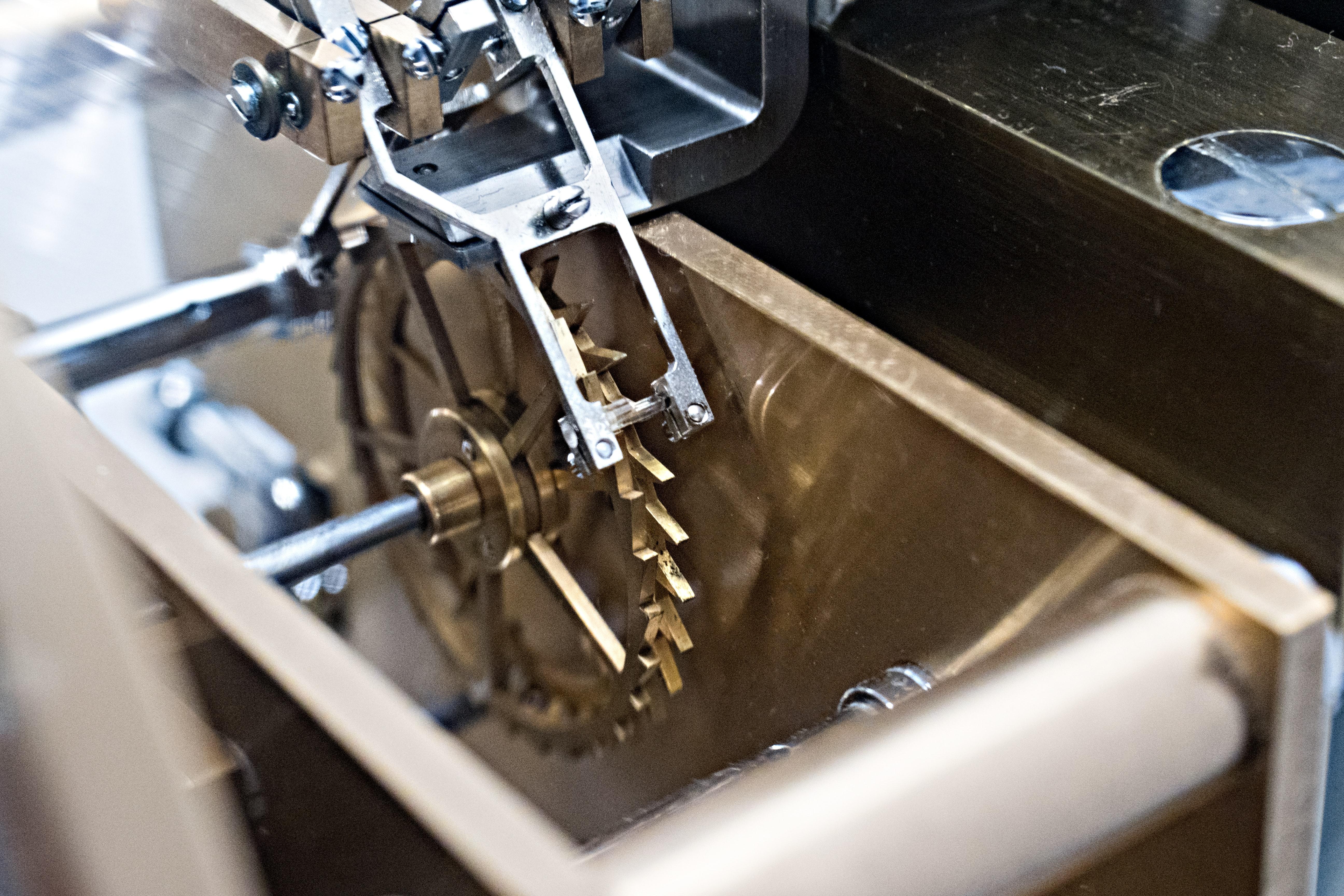 Found: Four Incredible Clocks At Urwerk HQ, Geneva Found: Four Incredible Clocks At Urwerk HQ, Geneva PB094398