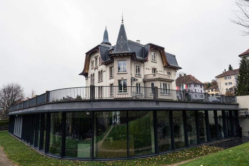 Montblanc Le Locle manufacturing center