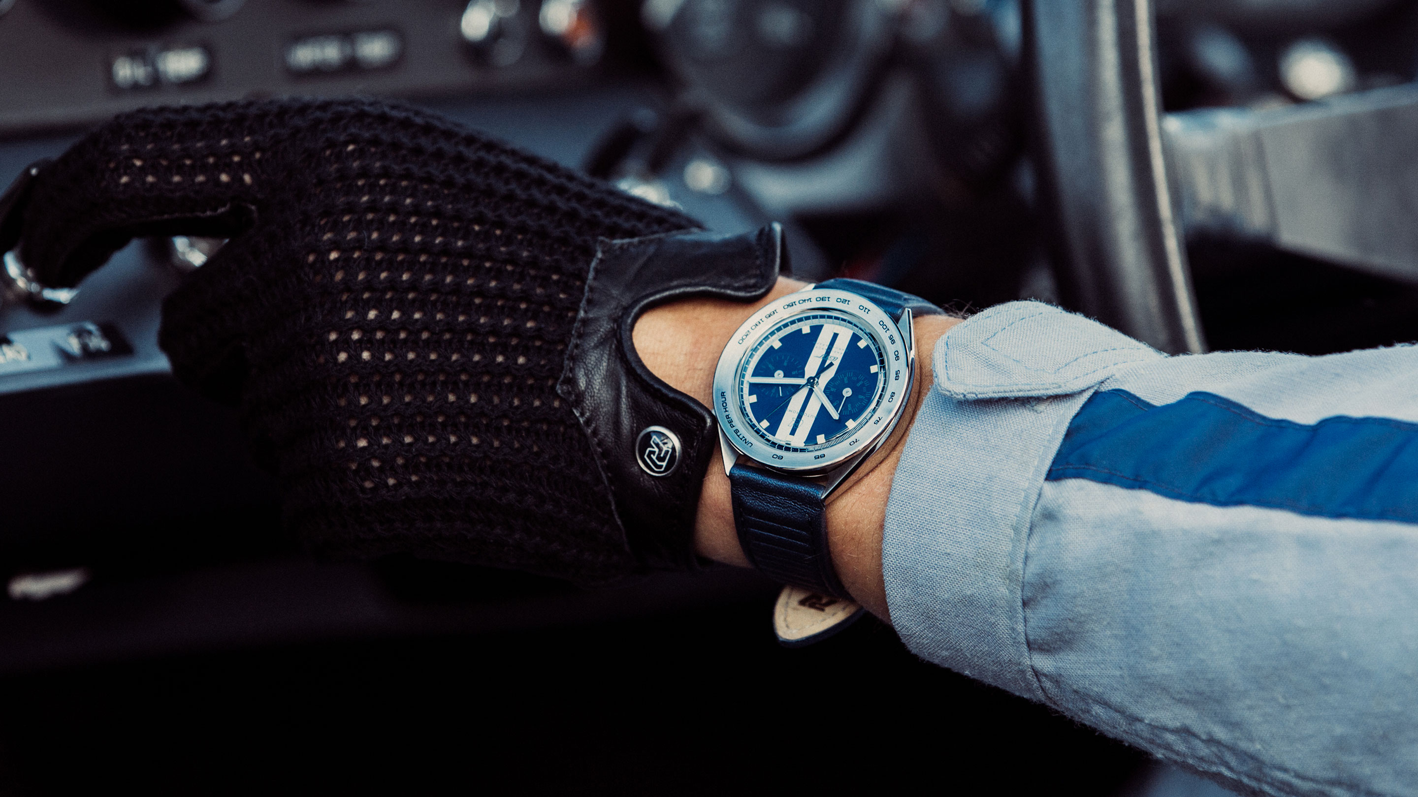 Introducing The Autodromo Ford Gt Endurance Chronograph And A Very Special Gt Owners Watch Too Hodinkee