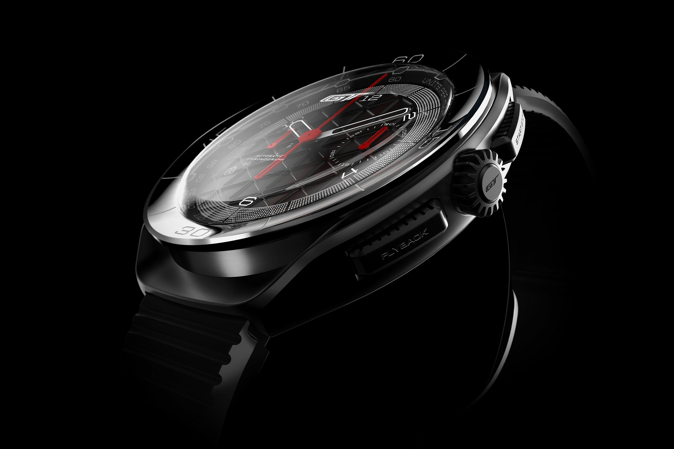 The Idea Behind The Gt Endurance Chronograph Is That Its A More Consumer Friendly Version Of This Watch But I Actually Think The Two Stand Independently