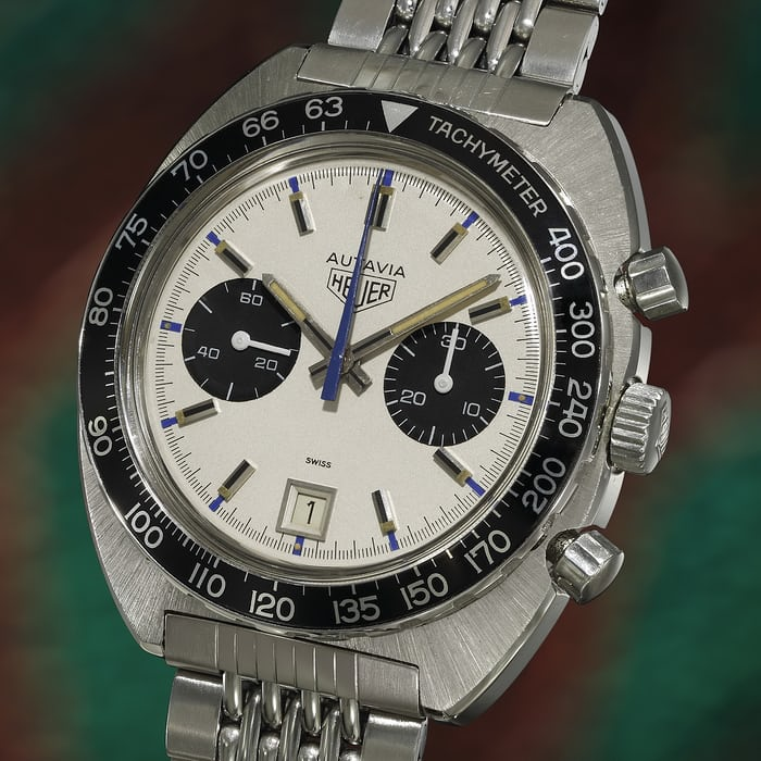 "Manual Wind ""Siffert Autavia"" Lot 7"