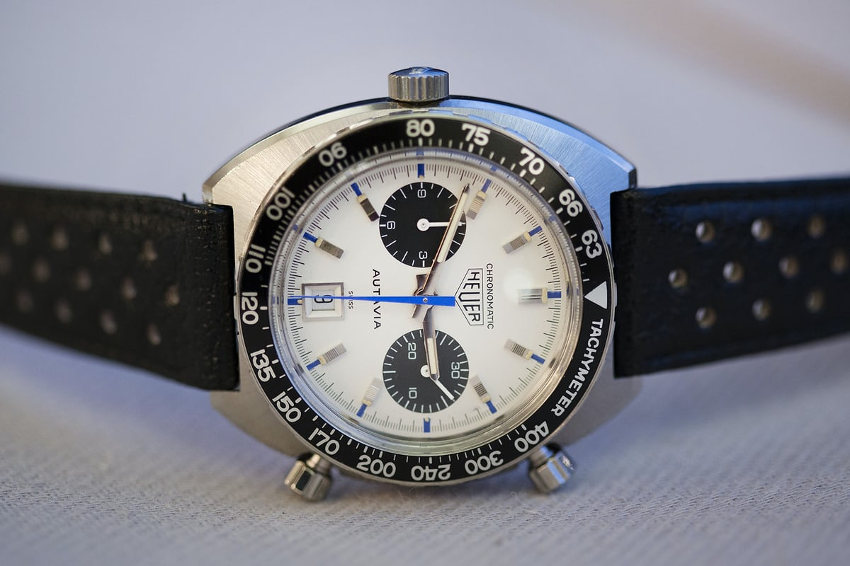 "Jo Siffert ""Chronomatic"