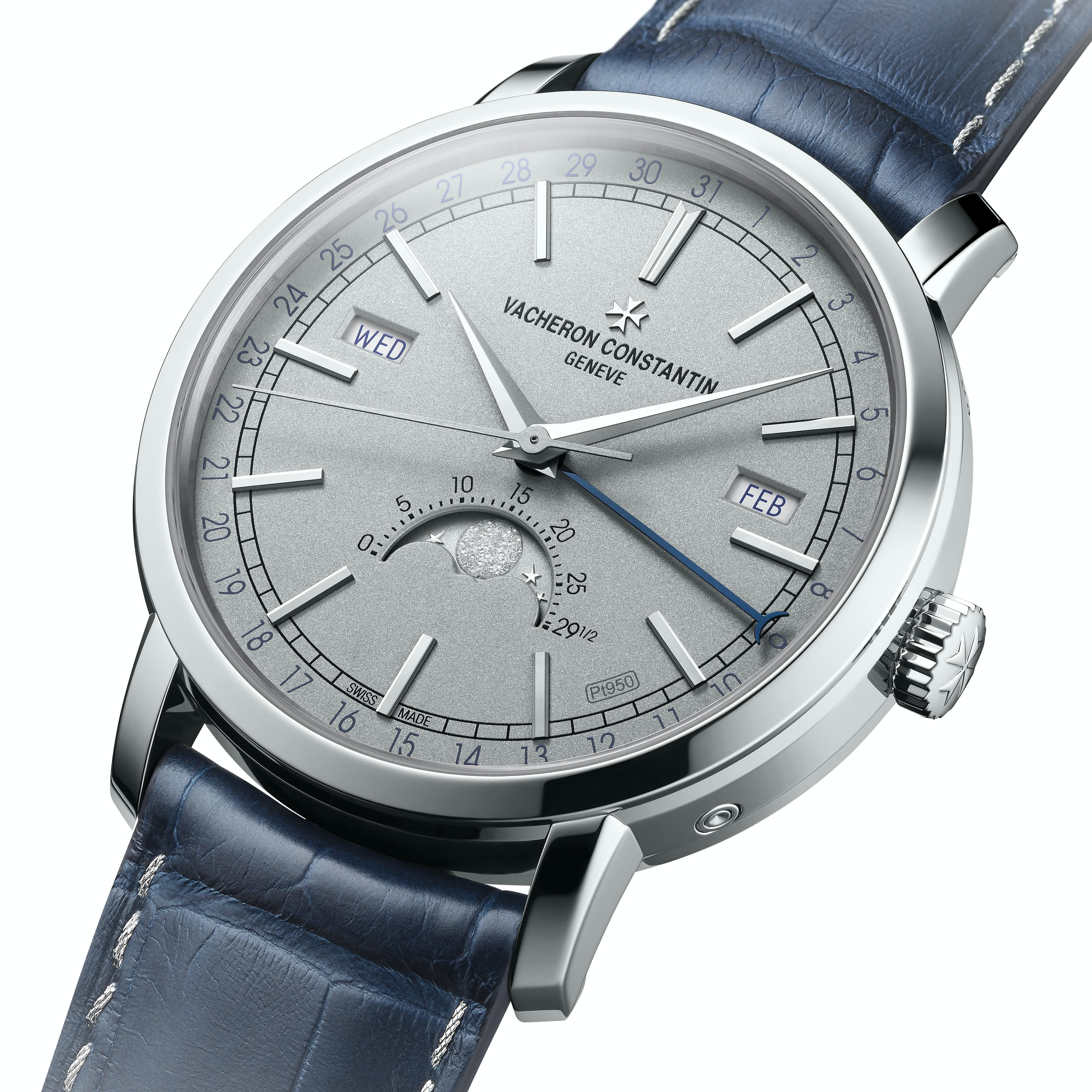 Introducing: The Vacheron Constantin Traditionelle Complete Calendar Collection Excellence Platine Introducing: The Vacheron Constantin Traditionelle Complete Calendar Collection Excellence Platine VC3