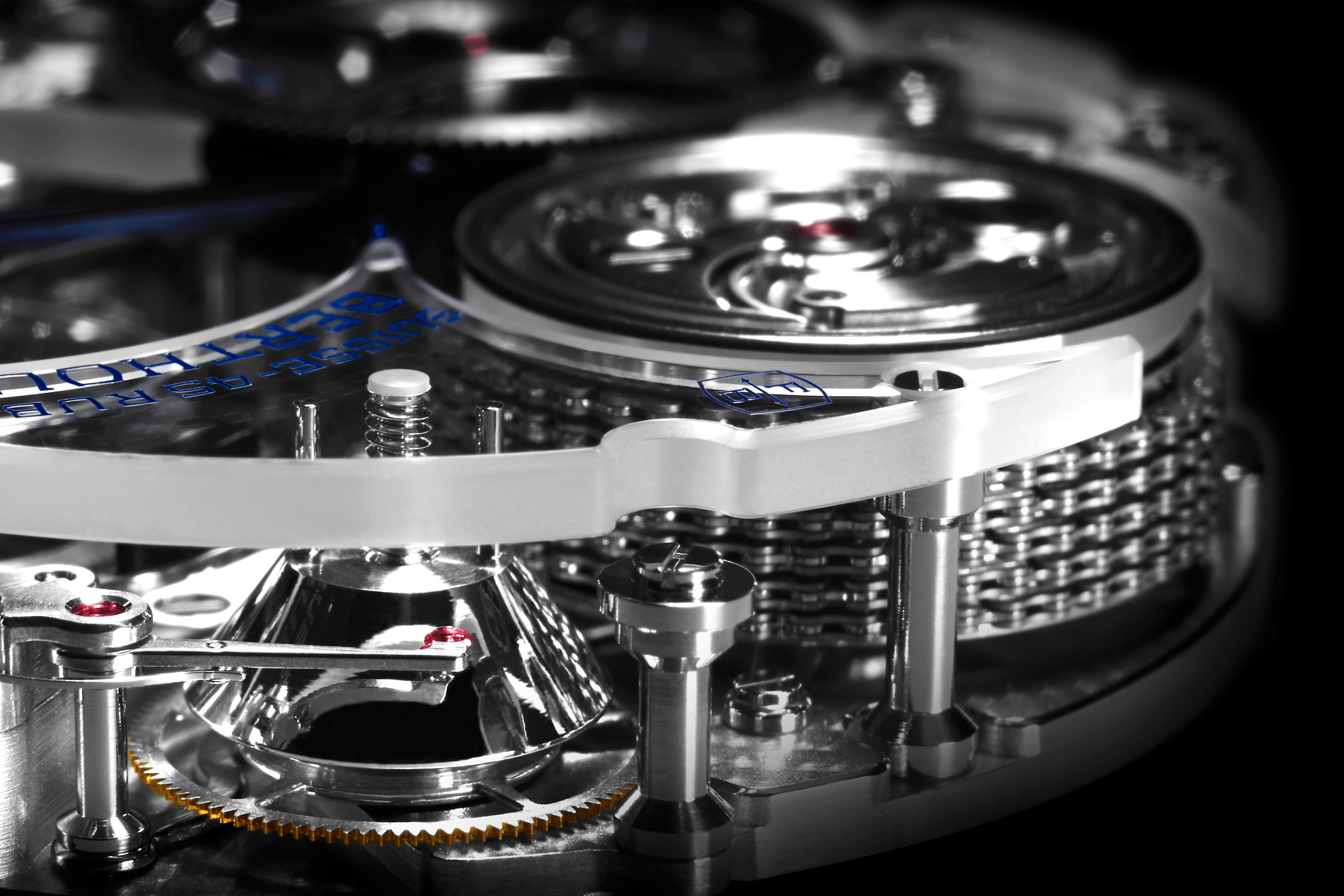 Introducing: The Ferdinand Berthoud FB1.4 In Titanium Introducing: The Ferdinand Berthoud FB1.4 In Titanium Calibre FB T