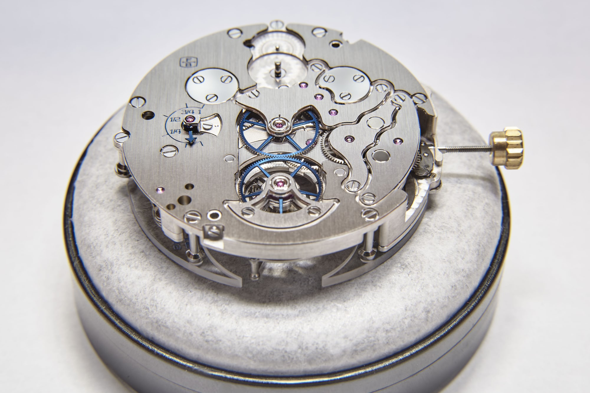Introducing: The Ferdinand Berthoud FB1.4 In Titanium Introducing: The Ferdinand Berthoud FB1.4 In Titanium 006  The FB T