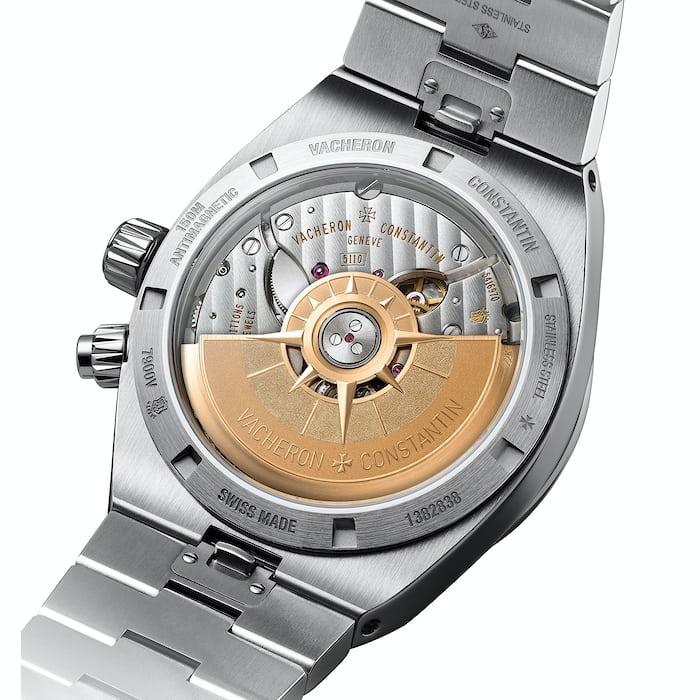 vacheron constantin overseas dual time movement