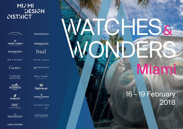 watches and wonders miami