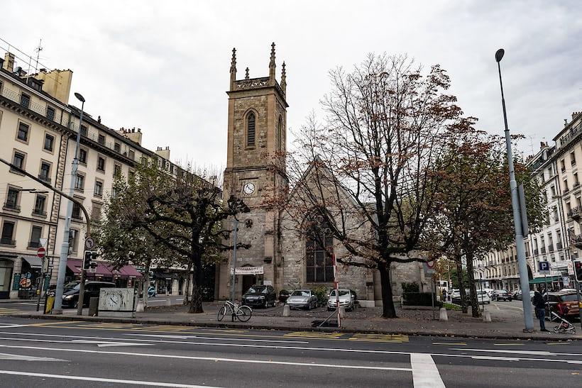 English Church of the Holy Trinity Geneva