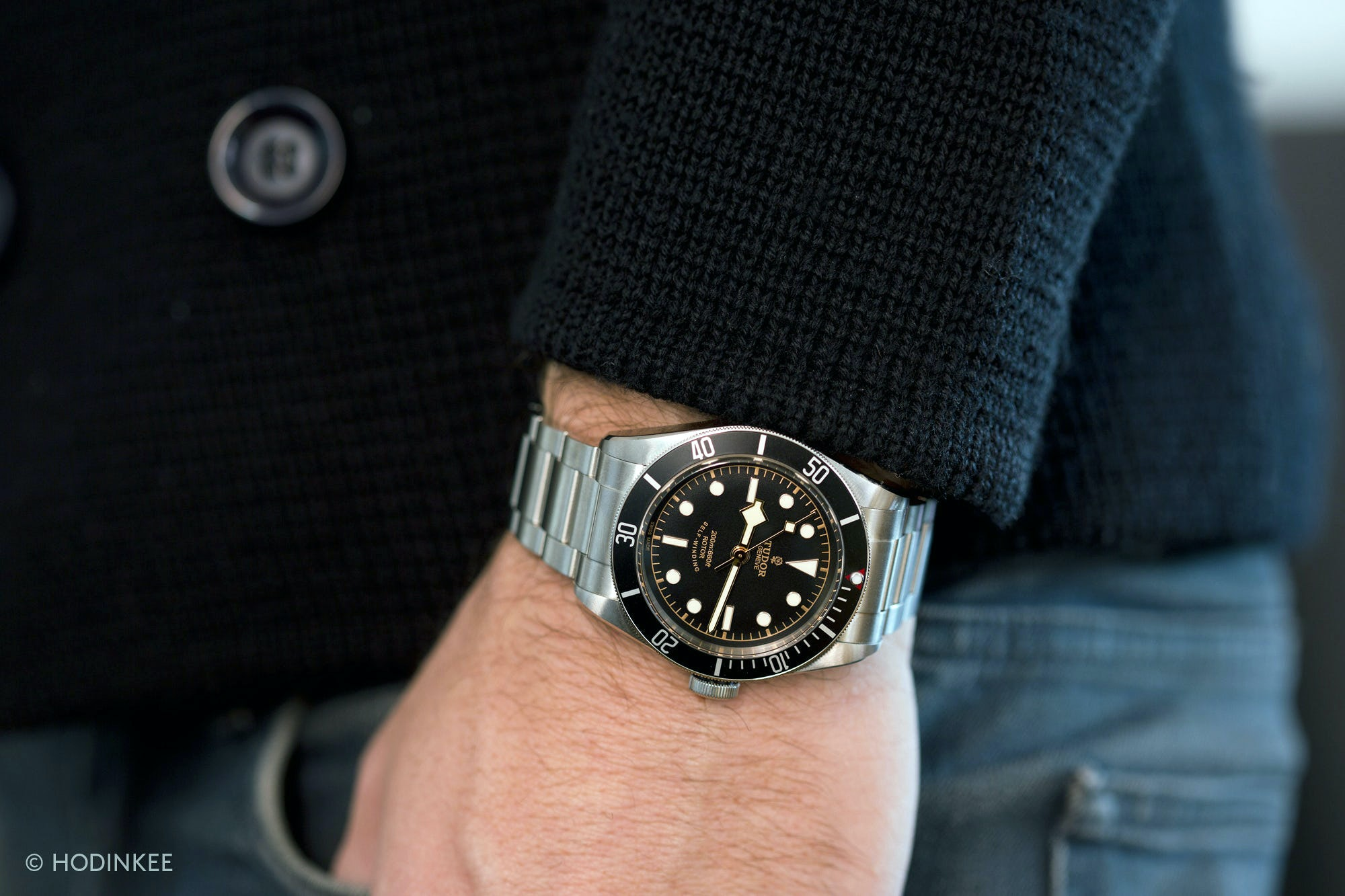A Week On The Wrist: Ten Of The Biggest, Baddest HODINKEE Reviews Ever A Week On The Wrist: Ten Of The Biggest, Baddest HODINKEE Reviews Ever tudor2